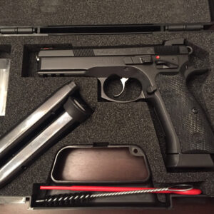 CZ 75 SP-01 Tactical