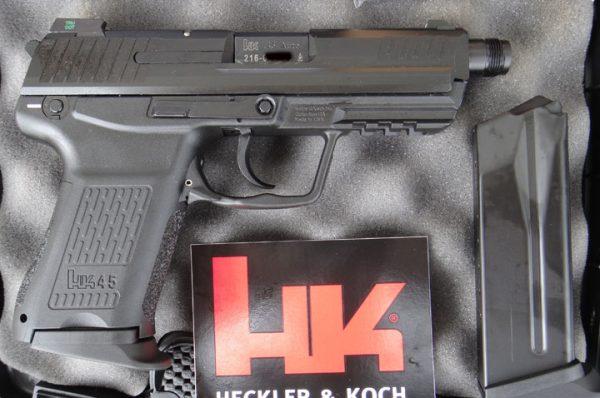 HK HK45 Compact Tactical V1 45acp